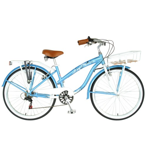 Baby Blue Bicycle for Women