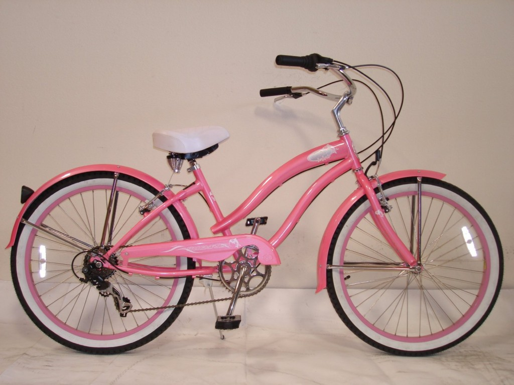 24 Inch Girls Bikes Women s Pink Bicycle