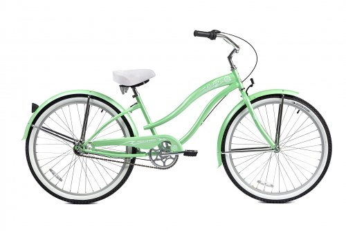 Micargi Rover NX3 cruiser bicycle for women