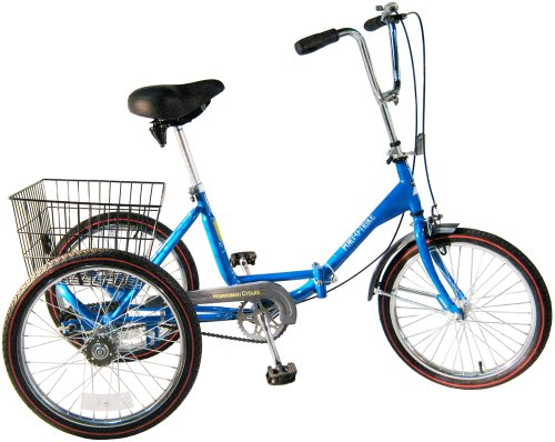 3 Wheel Bikes For Seniors Three Speed Adult Tricycle