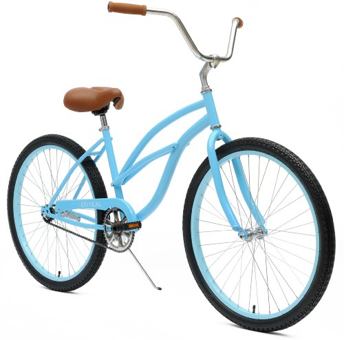 Cute Blue Bicycles for Women