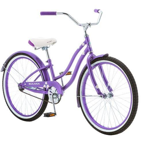 "24"" Purple Cruiser Bicycle"