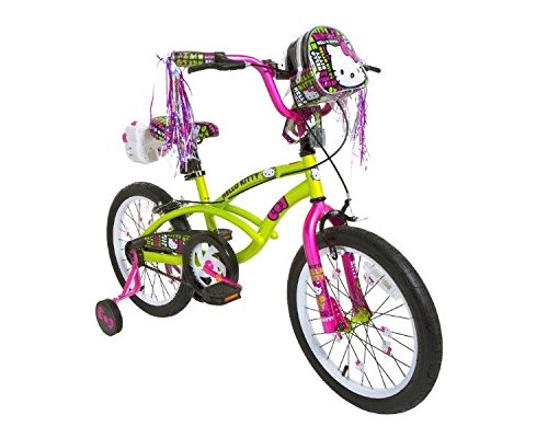 Cool Hello Kitty Bike for Little Girls
