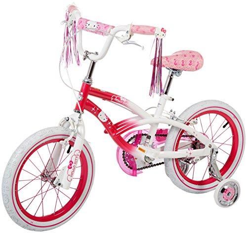 Fun Hello Kitty Bicycle with Training Wheels