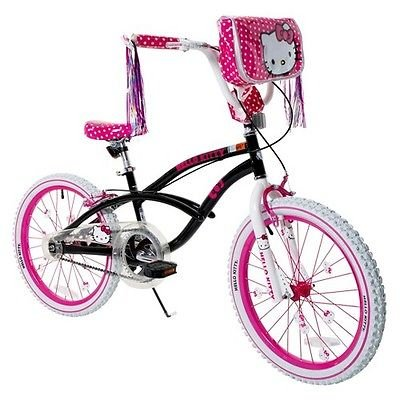 Hello Kitty Bicycles