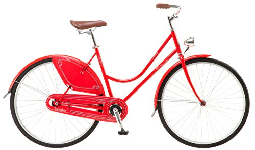 Cute Red Schwinn Women's Small Bike