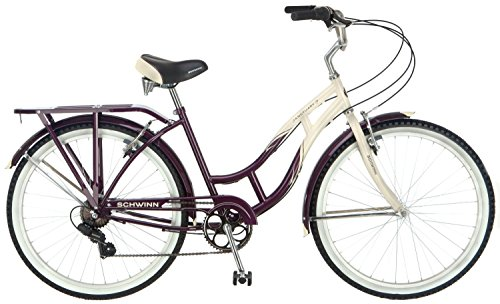 Beautiful Schwinn 7-Speed Cruiser Bicycle for Women