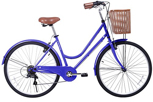 Beautiful Hybrid Urban Cruiser Commuter Road Bicycle
