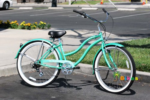 Cute Beach Cruiser Bike for Women