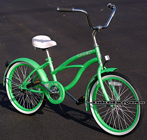20″ Beach Cruiser Bicycle for Girls