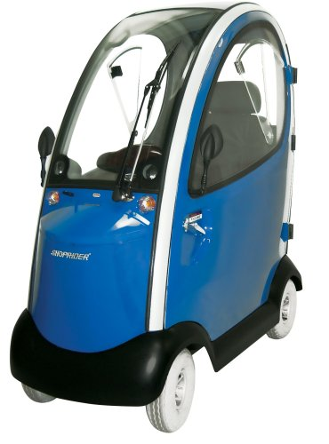 Enclosed Scooter for Seniors