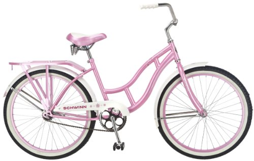 Cute 24-Inch Schwinn Cruiser Bicycle
