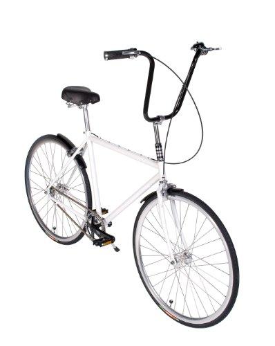 White Cruiser Bikes