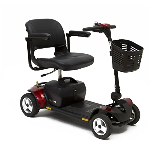 4-Wheel Mobility Scooter for Seniors