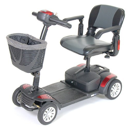 Travel 4-Wheel Scooter for Seniors