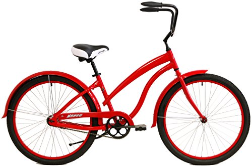 Women's 1-speed Beach Cruiser Bicycle