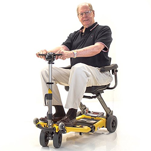 Folding Mobility Scooter Chair for Seniors