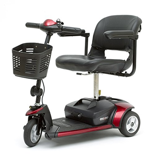 Great Scooter for Elderly People