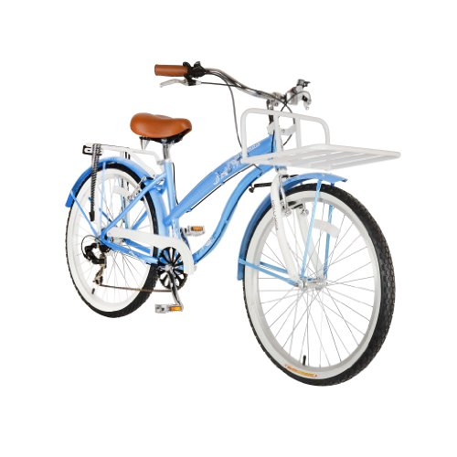 European Retro Bicycle for Women