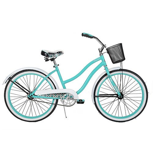 Huffy 24 inch Mint Green Bike for Women