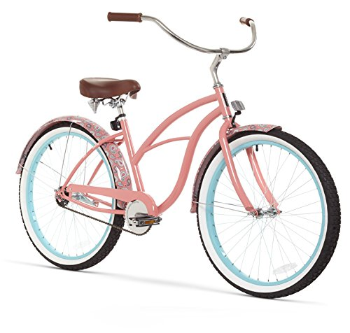 Girly PINK Beach Cruiser Bike
