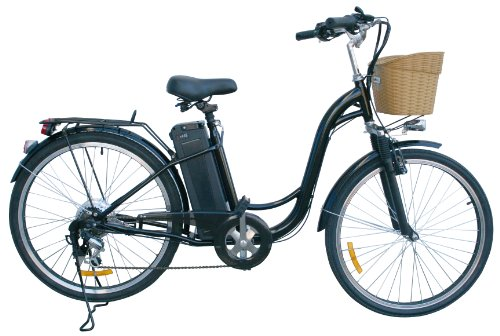 Affordable Electric Powered Bicycle