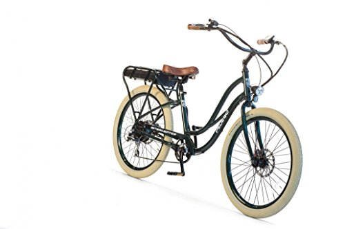 Pedego 24″ Step-Thru Comfort Cruiser Electric Bike