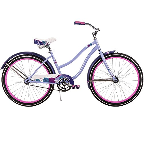 "Huffy 24"" Cruiser Bike, Lilac"