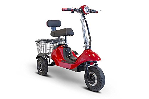 comfy electric trike for seniors